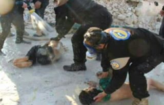 Suriye'de Kimyasal Katliam: 100'den Fazla...