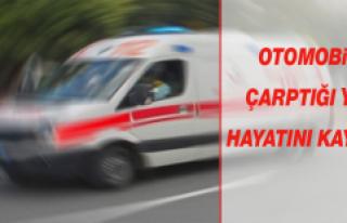 Trafik Kazası Bir Can Daha Aldı