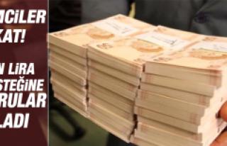 TÜBİTAK'ın 150 Bin Lira Hibe Desteğine Başvurular...