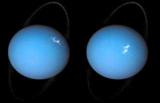 Uranüs'teki 'auroralar' görüntülendi