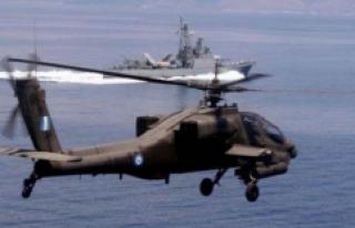 Yunan Helikopteri Dağa Çarptı: 5 Ölü