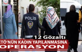 12 Şüpheli Gözaltına Alındı