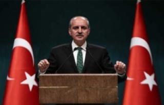 Başbakan Yardımcısı Kurtulmuş'tan 'kıdem...