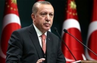 Cumhurbaşkanı Erdoğan'dan 'arena'...