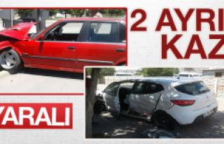 Elazığ'da Trafik Kazaları