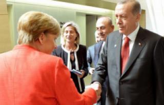 Erdoğan, Merkel Görüşmesini Anlattı