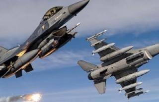 Hakkari Kırsalına Hava Harekatı: 3 Terörist Etkisiz...