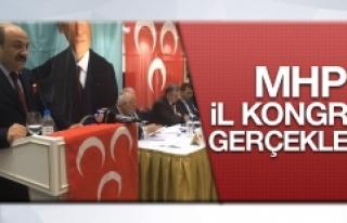 MHP İl Kongresi Gerçekleşti!