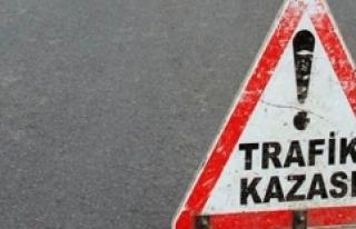 Otomobil Motosiklete Çarptı:1 Ölü
