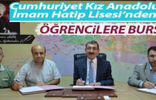 Cumhuriyet Kız Anadolu İmam Hatip Lisesini Tercih...