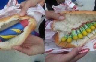 Ekmek Arası Torpil ve Meşale!