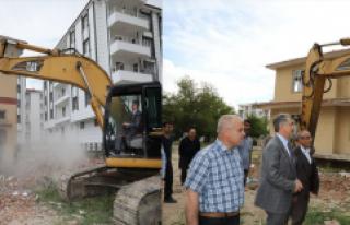 Elazığ'da 2 Mahallede Kamulaştırma Çalışması