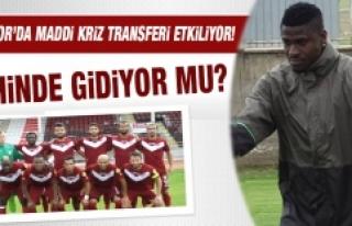 Elazığspor'da Maddi Kriz Transferi Etkiliyor