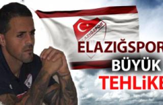 Elazığspor'da Tehlike Çanları Çalıyor
