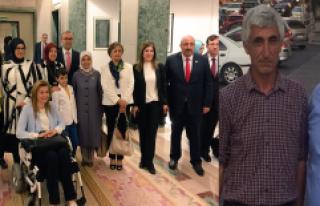 Milletvekili Açıkkapı, İspanya'da
