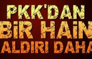 PKK'dan Hain Saldırı: 9 Yaralı