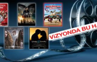 Sinemalarda Bu Hafta 10 Film Var