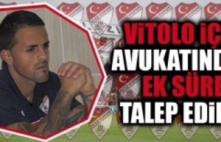 Vitolo İçin Avukatından Ek Süre Talep Edildi