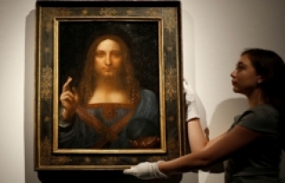 "Da Vinci'nin 'Salvator Mundi""Sine Rekor..."