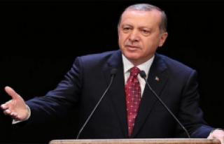 Erdoğan: ABD'nin 'Bu işin içinde yokum'...