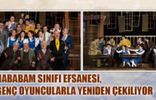 HABABAM SINIFI EFSANESİ YENİ KADROYLA GELİYOR