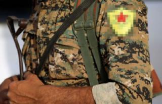 Afrin'de Bozguna Uğrayan Terör Örgütü YPG/PKK...