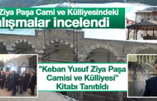 """""""Keban Yusuf Ziya Paşa Camisi ve Külliyesi""""..."""