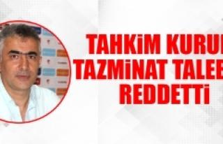 Altıparmak'ın Tazminat Talebi