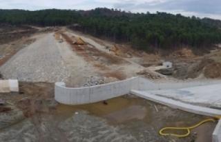 Yassıbağ Barajı İle 5 Bin Dönüm Arazi Suyla...