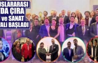 11. Uluslararası Çayda Çıra Film ve Sanat Festivali...