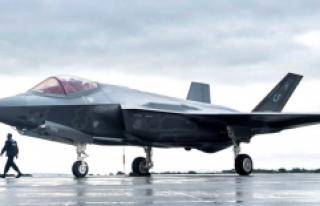 ABD, F-35'leri 21 Haziran'da Türkiye'ye...