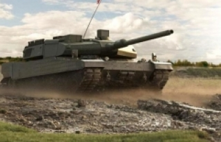 Altay Tankının Seri Üretimi İçin Geri Sayım