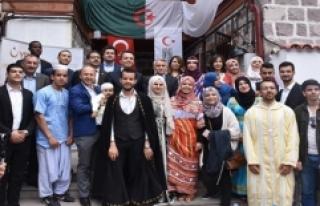 """Ankara'da """"Cezayir Kültür ve Tanıtım..."""