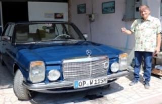Aracını Türkiye'de Boyatmak İçin Binlerce Kilometre...