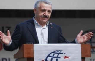 Bakan Arslan: PTT Messenger'ın Testleri Başarıyla...