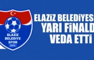 Belediyespor Yarı Finalde Sezonu Kapattı