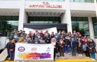 """""""Biz Anadoluyuz Projesi"""" İle Buluşup Birlikte..."""