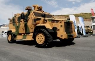BMC'den Uzaktan Kumandalı İnsansız Zırhlı...