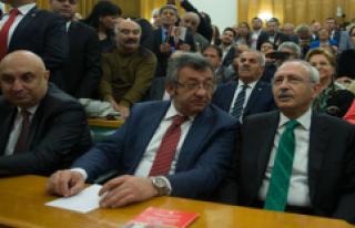 CHP Genel Başkanı Kılıçdaroğlu Aday Listesi...