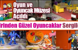 Dr. Kadir Gökalp Anaokulu, Oyun ve Oyuncak Müzesi...