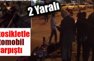 Elazığ'da Yine Kaza, Yine Yaralı