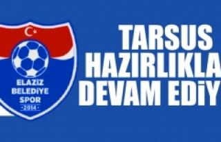 Elaziz Belediyespor Taktik Antrenmanla Günü Tamamladı