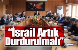 Fırat Üniversitesi Senatosundan Kınama Mesajı