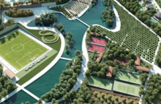 Galatasaray'ın Riva Projesinde İnşaat Başlıyor