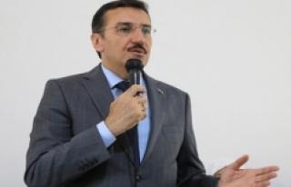 Gümrük Ve Ticaret Bakanı Tüfenkci: Türkiye'yi...