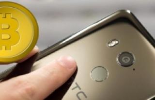 HTC'den Sanal Para Destekli Akıllı Telefon...