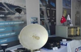 İnsansız Hava Araçlarına 'Yerli Anten'