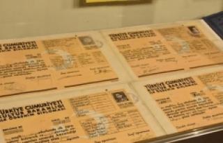 Kars Eğitim Tarihi Müzesi Ziyaretçilerini Geçmişte...