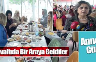 MHP Kadın Kolları Üyeleri, Kahvaltıda Bir Araya...