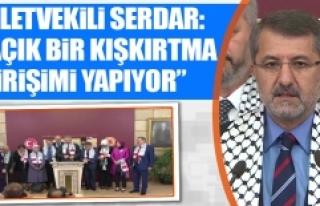 Milletvekili Serdar, Değerlendirmelerde Bulundu